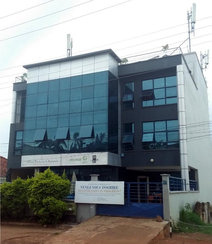goethe-kampala-building
